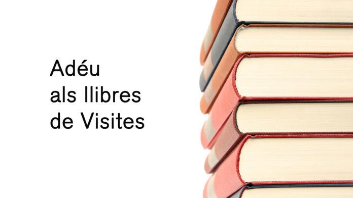 Desapareix el llibre de visites