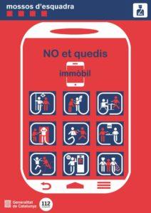 Consells a seguir per a evitar el robatori de mòbils