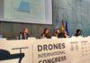 Laura Samsó al Congrés Drons a Galicia