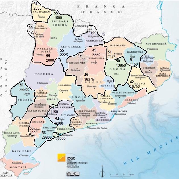 Canal local afectado. Viviendas+locales con ICT hasta 2018