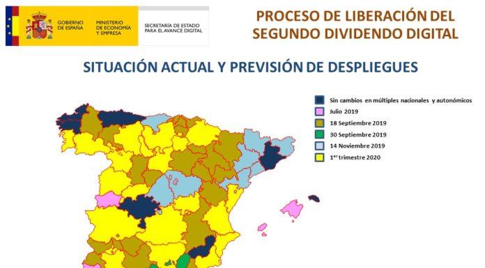 mapa segundo dividendo digital coettc