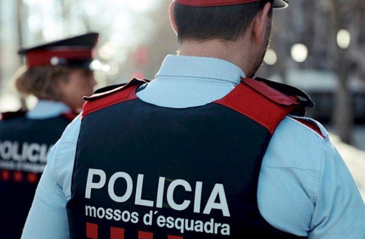 denuncies mossos d'esquadra