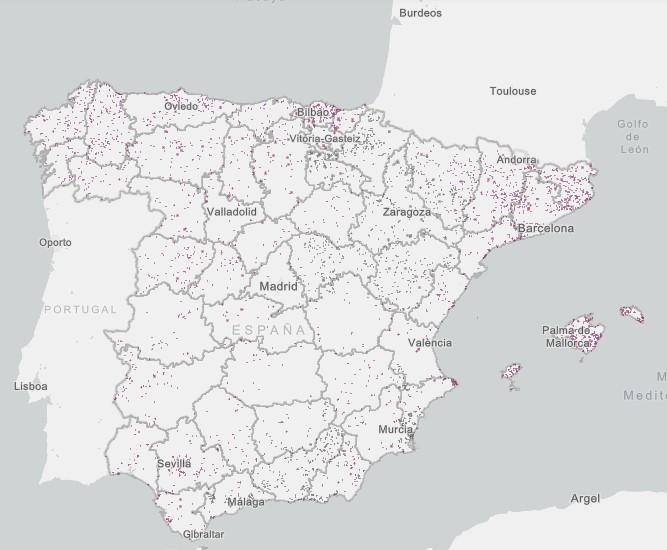 mapa zonas blancas i grises fibra optica